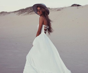beach, bohemian, and boho image