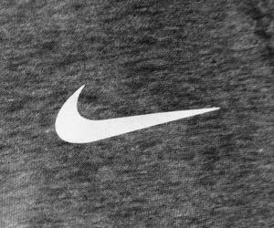nike, grey, and white image