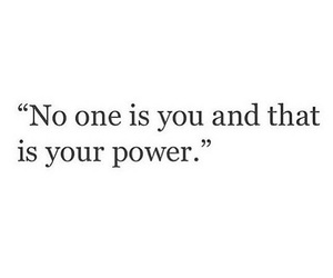 quotes, power, and you image