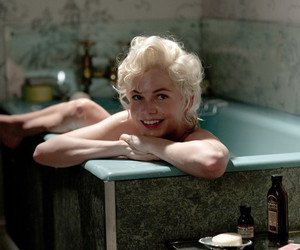 michelle williams, my week with marilyn, and Marilyn Monroe image