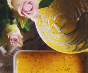 baking, photography, and flowers image