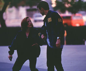 series, x files, and the x files image