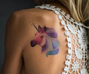 Bleu, pastel, and unicorn image