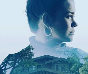 season 4, maia mitchell, and the fosters image