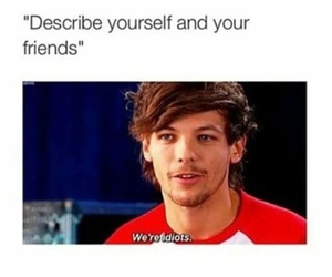 funny, friends, and one direction image