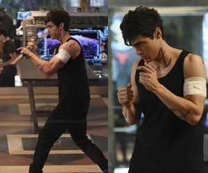 alec, shadowhunters, and alec lightwood image