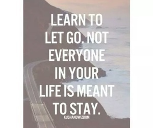 chances, lessons, and let go image