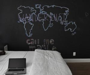 room, wanderlust, and bedroom image