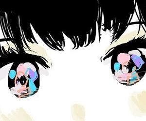 kawaii, cute, and black image