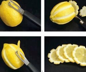 lemon, diy, and food image