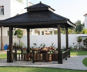 gazebo designs, gazebo plans, and gazebo ideas image