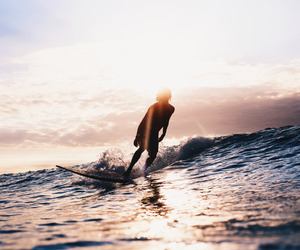 summer, surf, and sun image