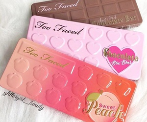makeup and too faced image