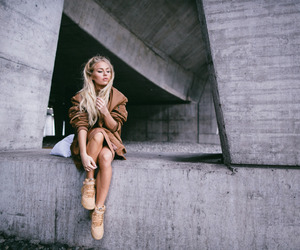 fashion, girl, and angelica blick image
