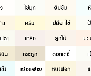 chart, color, and table image