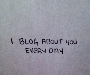 blog, love, and quote image