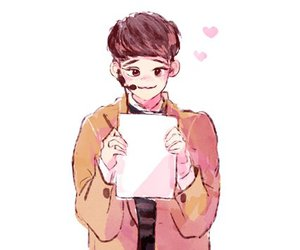 Chen, feat, and exo fanart image