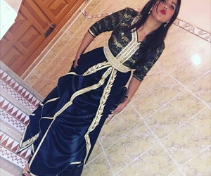 Algeria, chic, and dress image