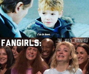 fangirls and thomas brodie-sangster image