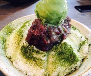 Something a little less salty and a lot more sweet // new bingsu place that opened in New Malden is soooooo good