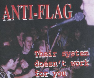 music, punk, and anti-flag image
