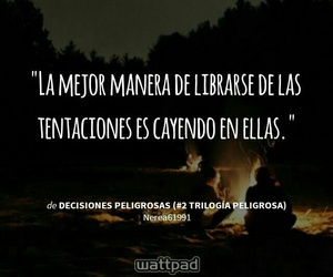 frases, adolescentes, and wattpad image