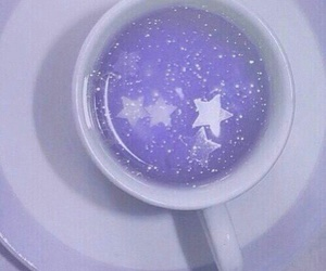 purple, stars, and glitter image