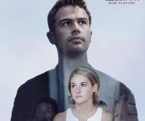 four, allegiant, and Shailene Woodley image