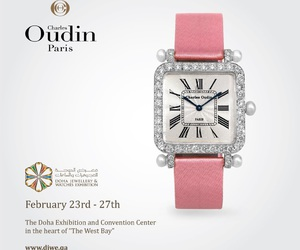 pink and charles oudin image