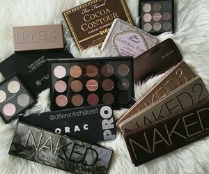 eyeshadow, palettes, and mac image