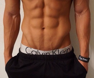 boy, fashion, and fitness image