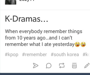 funny, kpop, and remember image