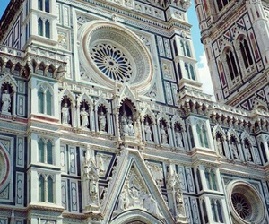 architecture, beautiful, and florence image