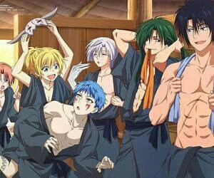 akatsuki no yona, hak, and anime image