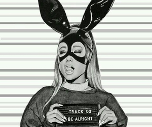 ariana grande, drawing, and dangerous woman image