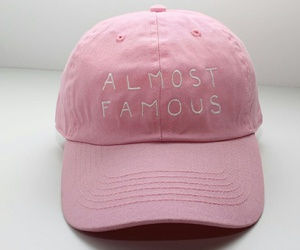 pink, hat, and famous image
