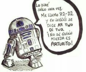 star wars, r2d2, and lol image