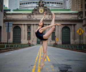 ballerina, photography, and ballet image