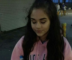 maggie lindemann, beautiful, and eyebrows image