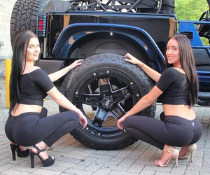 cars, jeep, and cjrperformance image