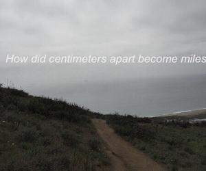 beach, broken heart, and heart image