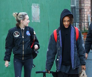 jaden smith, sarah snyder, and dailymail image