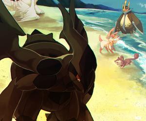 pokemon, rattata, and empoleon image