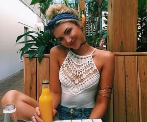 girl, summer, and tumblr image