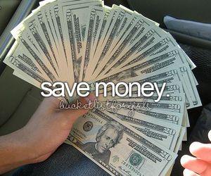 money, bucket list, and bucketlist image