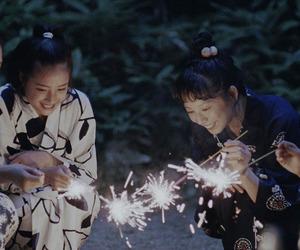 family, asian movie, and nostalgia image
