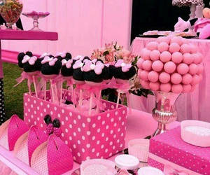 mimi, party, and pink image