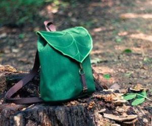 green, bag, and backpack image