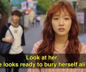 drama, korean, and meme image