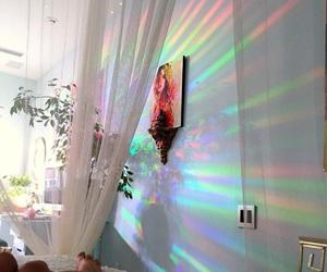 art, grunge, and prism image
